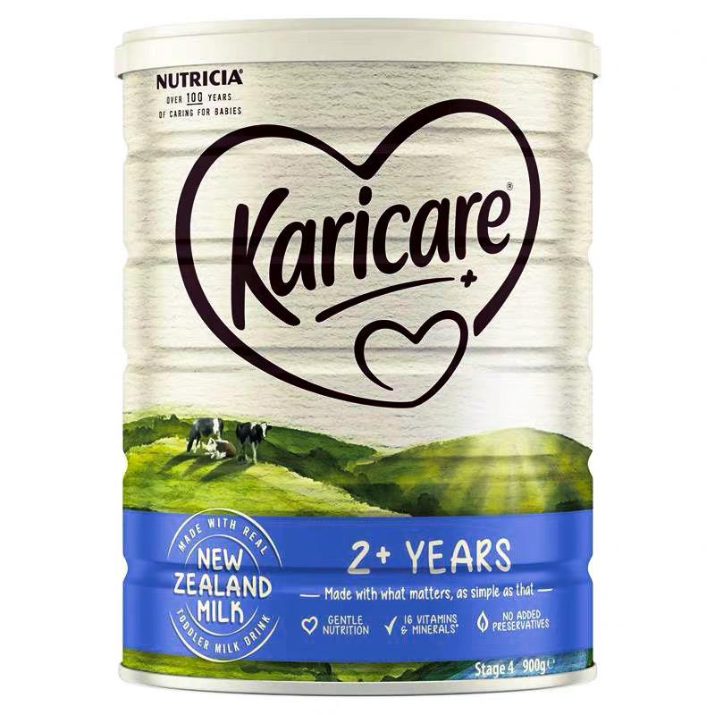 【澳洲直邮 】Karicare 可瑞康婴幼儿配方牛奶粉4段 900g