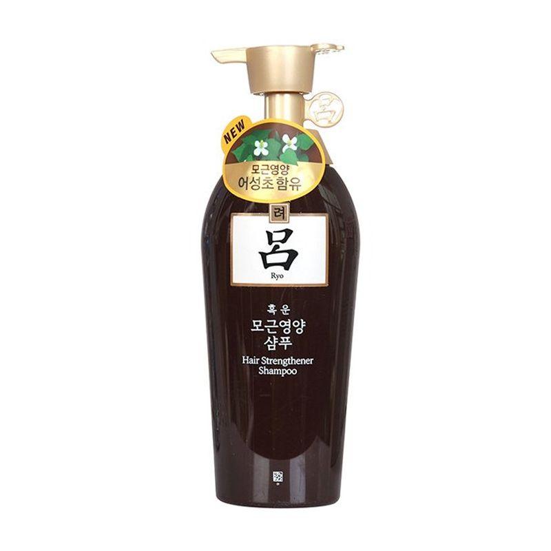 韩国Amore/爱茉莉棕吕防脱固发滋养洗发水 500ml
